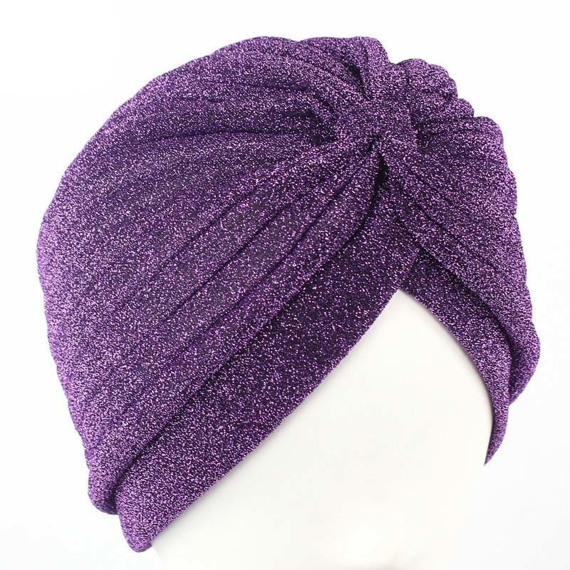 Knitted Knot Turban Cap, Women's Winter Warm Skullies & Beanies 16