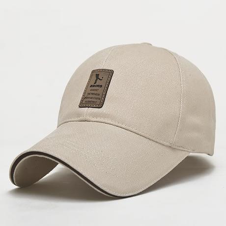 Men's New Cap Baseball Cap, Snapback Cap, Adjustable Hat 3
