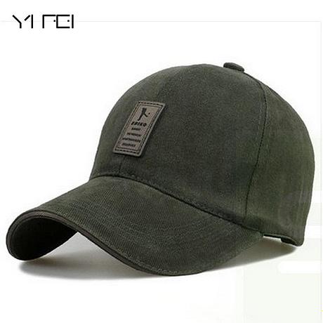 Men's New Cap Baseball Cap, Snapback Cap, Adjustable Hat 1