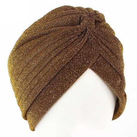 Knitted Knot Turban Cap, Women's Winter Warm Skullies & Beanies 3