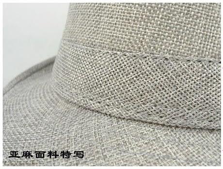 Pure Men's Brim Cap, English Classic Style, Formal Hat, Jazz Hat, Vintage Cap 5