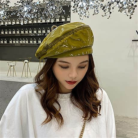 Fibonacci-2019-New-Brand-Quality-Patent-Leather-Beret-Hat-Four-Panels-Fashion-Women-Cap-Female-French-1.jpg