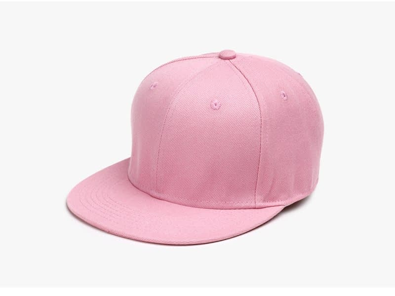 Polyester Cotton Unisex Hip Hop Cap, Simple Classic Caps 4