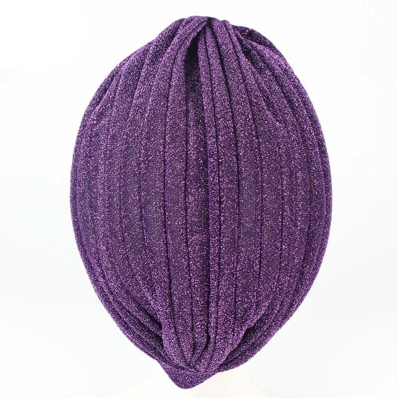 Knitted Knot Turban Cap, Women's Winter Warm Skullies & Beanies 17