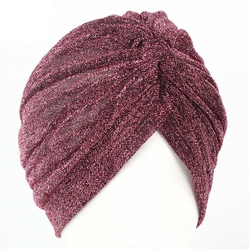 Knitted Knot Turban Cap, Women's Winter Warm Skullies & Beanies 14