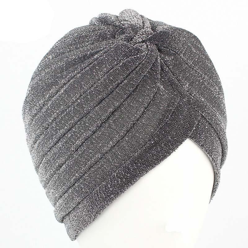 Knitted Knot Turban Cap, Women's Winter Warm Skullies & Beanies 13