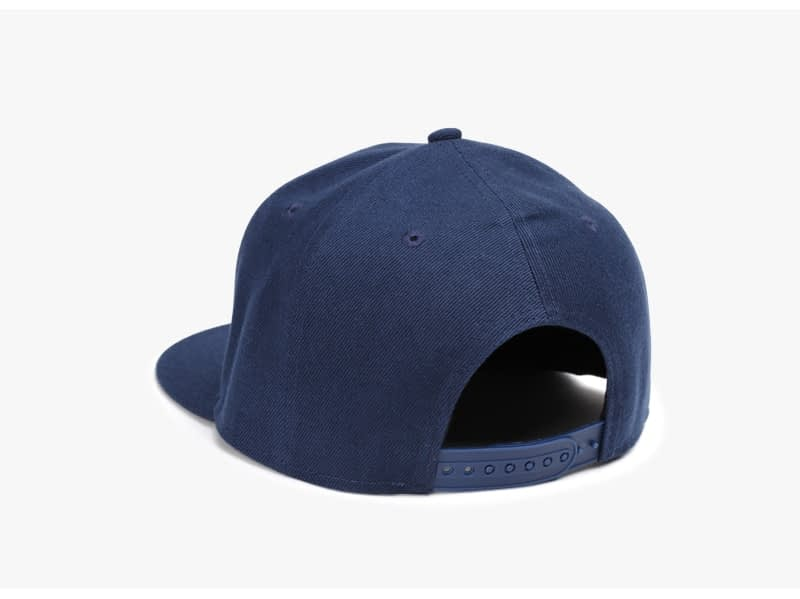 Polyester Cotton Unisex Hip Hop Cap, Simple Classic Caps 10