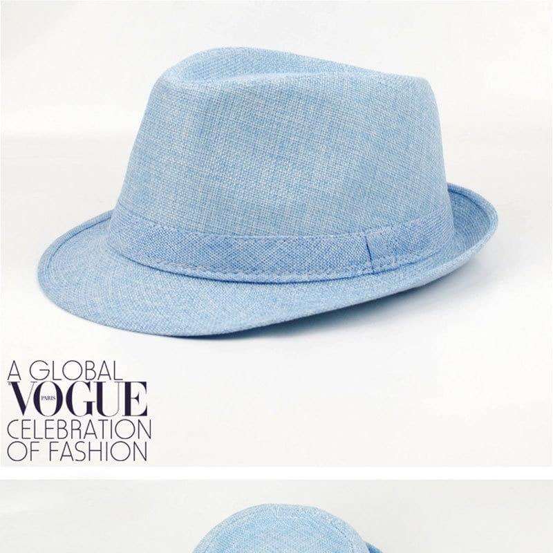 Pure Men's Brim Cap, English Classic Style, Formal Hat, Jazz Hat, Vintage Cap 121